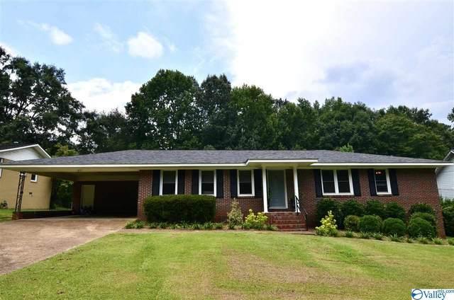 817 Woodmar  Drive, Gadsden, AL 35901 (MLS #1787040) :: Legend Realty