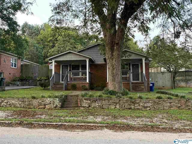 1510 Wells Avenue, Huntsville, AL 35801 (MLS #1787061) :: RE/MAX Unlimited
