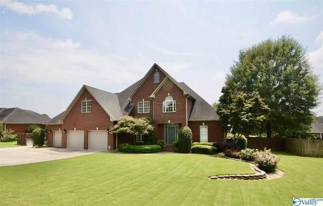 606 Kimberly Drive, Hartselle, AL 35640 (MLS #1787069) :: MarMac Real Estate