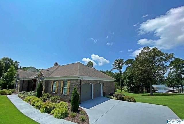1768 Peninsula Drive, Scottsboro, AL 35769 (MLS #1787107) :: RE/MAX Distinctive | Lowrey Team