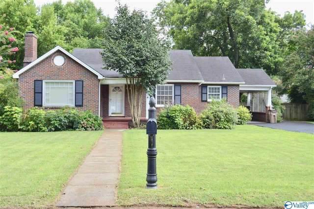 1511 Olive Street, Decatur, AL 35640 (MLS #1787149) :: MarMac Real Estate