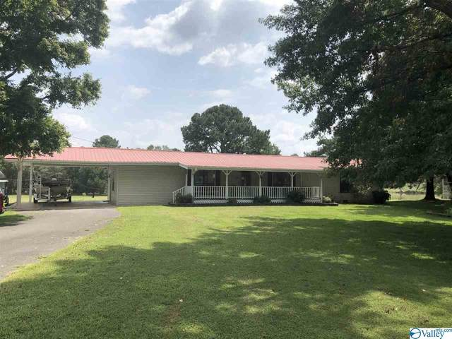 880 County Road 445, Centre, AL 35960 (MLS #1787199) :: Southern Shade Realty