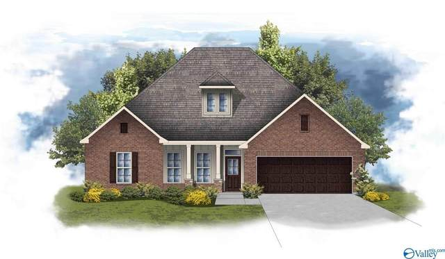 154 Creek Ridge Drive, Meridianville, AL 35759 (MLS #1787201) :: Southern Shade Realty