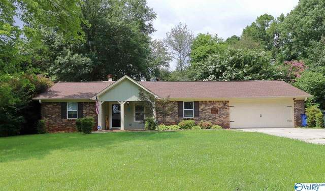 115 Callaway Lane, Meridianville, AL 35759 (MLS #1787267) :: MarMac Real Estate