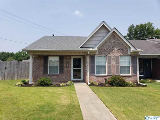 1543 Berkley Street, Decatur, AL 35603 (MLS #1787276) :: MarMac Real Estate