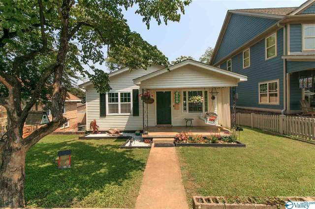 1407 Wells Avenue, Huntsville, AL 35801 (MLS #1787307) :: LocAL Realty