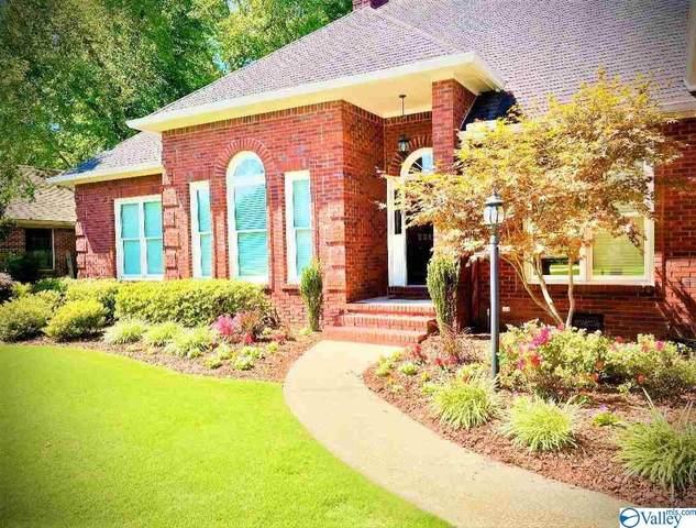 2213 Mallard Lane, Decatur, AL 35601 (MLS #1787326) :: Coldwell Banker of the Valley
