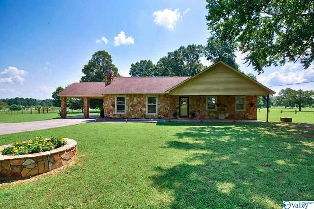 27152 Johnson Lane, Elkmont, AL 35620 (MLS #1787371) :: Southern Shade Realty