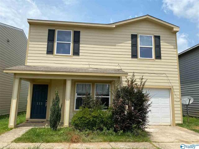 113 Lockport Drive, Harvest, AL 35749 (MLS #1787394) :: Southern Shade Realty