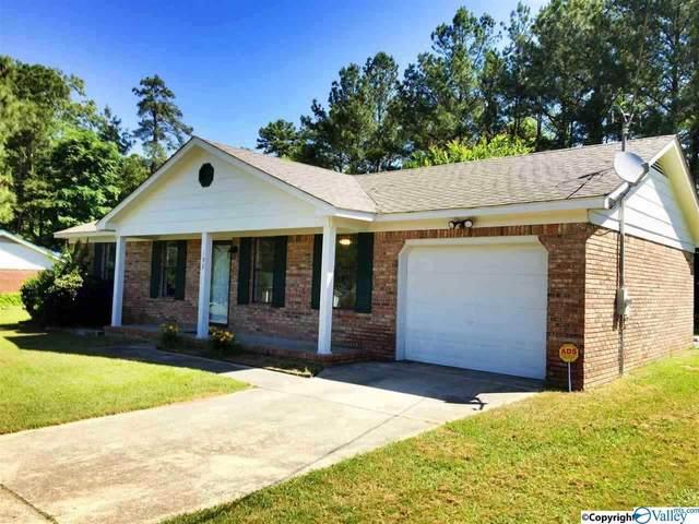 192 Peach Tree Road, Hartselle, AL 35640 (MLS #1787398) :: Southern Shade Realty