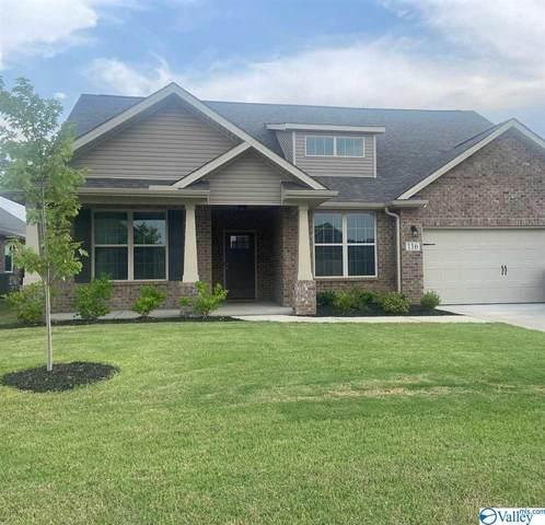116 Willow Bank Circle, Priceville, AL 35603 (MLS #1787413) :: MarMac Real Estate