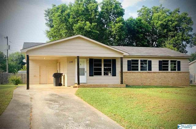 116 Daniel Street, Decatur, AL 35601 (MLS #1787460) :: RE/MAX Unlimited