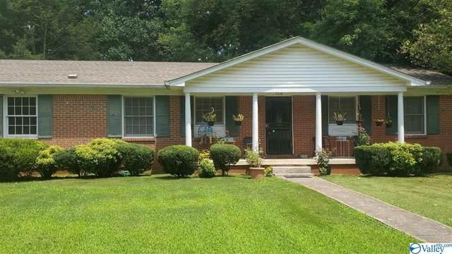 3718 NW Williamsburg Drive, Huntsville, AL 35810 (MLS #1787518) :: Southern Shade Realty
