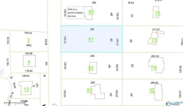 985 Pine Grove Road, Harvest, AL 35749 (MLS #1787526) :: MarMac Real Estate