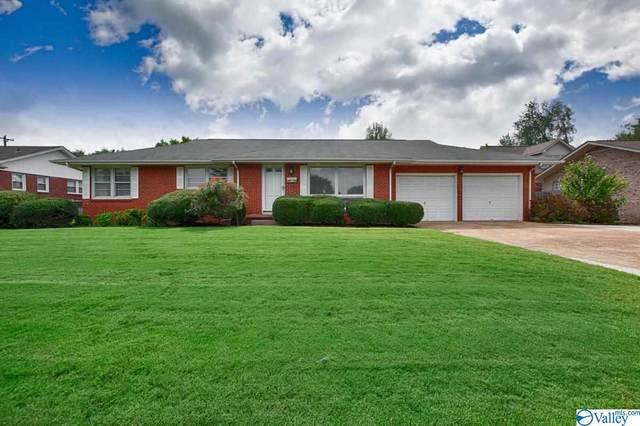 2414 Henry Street, Huntsville, AL 35801 (MLS #1787557) :: Southern Shade Realty