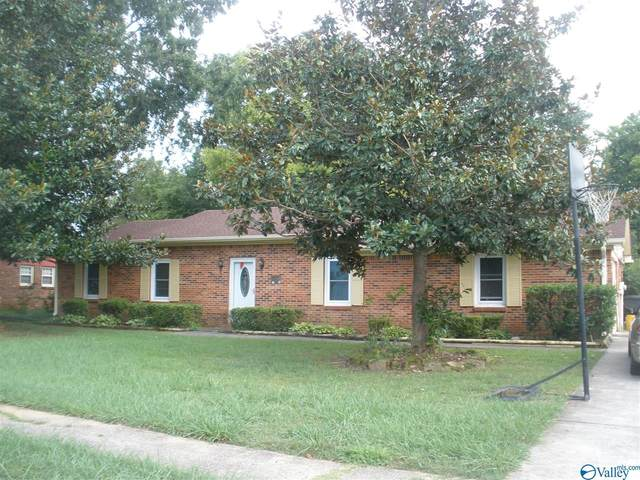 1605 8th Street Sw, Decatur, AL 35601 (MLS #1787562) :: Legend Realty