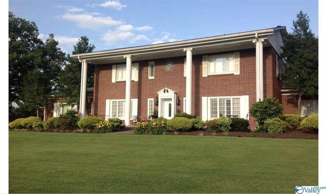 5101 NW Crow Road, Fort Payne, AL 35967 (MLS #1787594) :: LocAL Realty