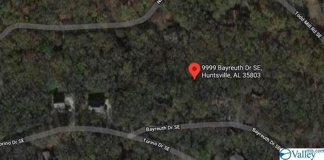 9999 Bayreuth Drive, Huntsville, AL 35803 (MLS #1787601) :: Green Real Estate