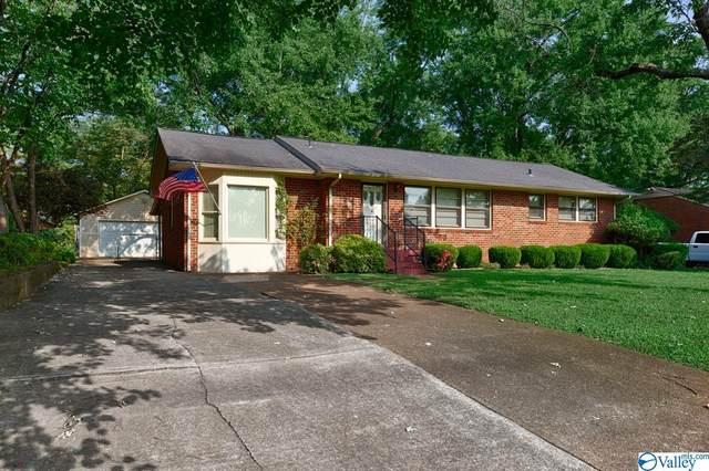 3809 Memorial Parkway North, Huntsville, AL 35810 (MLS #1787624) :: Southern Shade Realty