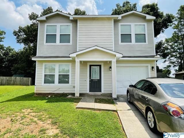 238 Whitestone Drive, Huntsville, AL 35810 (MLS #1787648) :: Legend Realty
