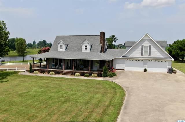 170 Gene Burns Road, Boaz, AL 35956 (MLS #1787731) :: MarMac Real Estate