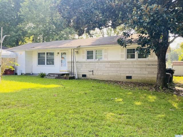 505 Crestline Drive, Hartselle, AL 35640 (MLS #1787759) :: MarMac Real Estate