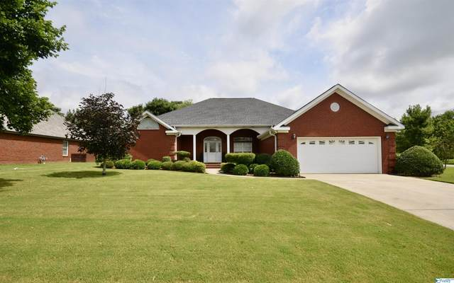 801 Meadowview Drive, Hartselle, AL 35640 (MLS #1787779) :: MarMac Real Estate