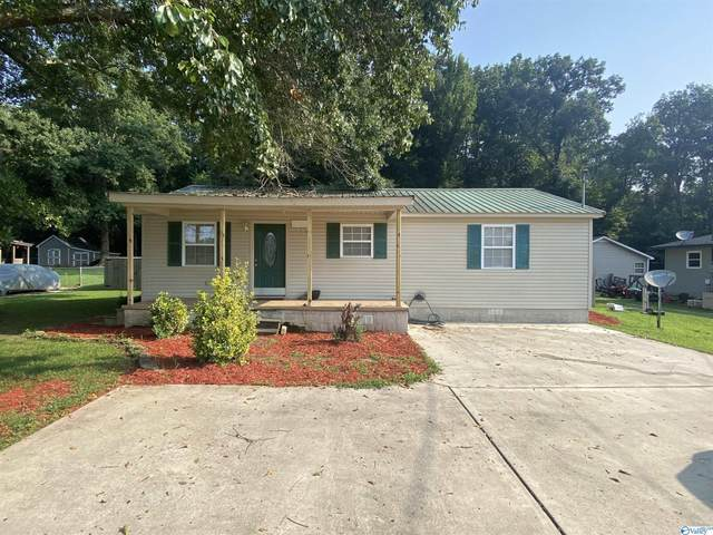 163 John Johnson Road, Trinity, AL 35673 (MLS #1787781) :: MarMac Real Estate