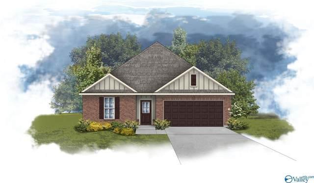 134 Midpark Drive, Meridianville, AL 35759 (MLS #1787795) :: MarMac Real Estate