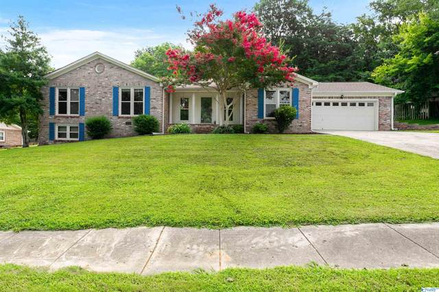 2108 Stapp Drive, Huntsville, AL 35811 (MLS #1787807) :: MarMac Real Estate