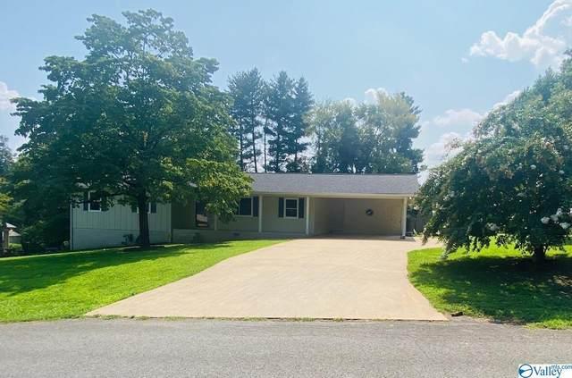 1205 Birchwood Drive, Scottsboro, AL 35769 (MLS #1787822) :: MarMac Real Estate
