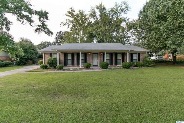 2509 Galahad Drive, Huntsville, AL 35803 (MLS #1787837) :: MarMac Real Estate