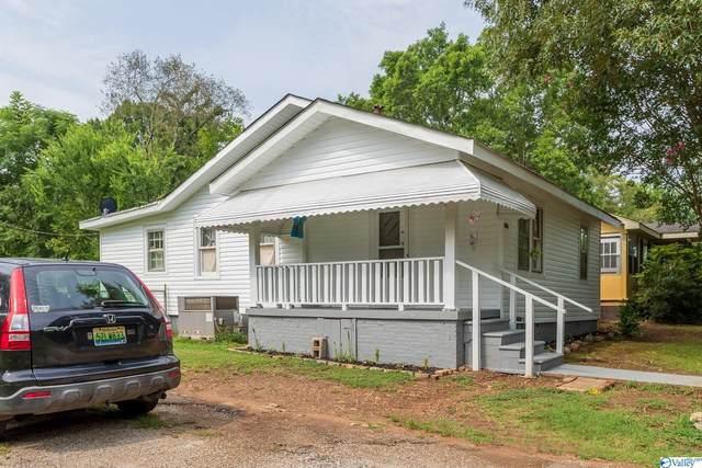 1611 Tower Street, Decatur, AL 35601 (MLS #1787842) :: MarMac Real Estate