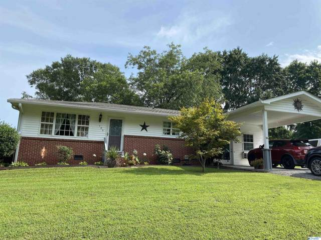 104 Wright Avenue, Albertville, AL 35951 (MLS #1788082) :: Coldwell Banker of the Valley