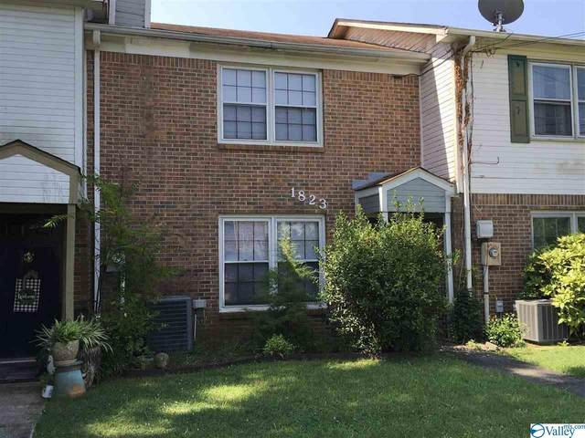 1823 Glenn Street, Decatur, AL 35603 (MLS #1788100) :: Coldwell Banker of the Valley
