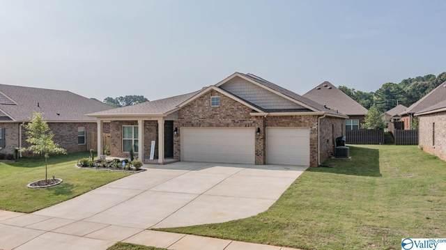 112 Burlcrest Court, Meridianville, AL 35759 (MLS #1788116) :: MarMac Real Estate