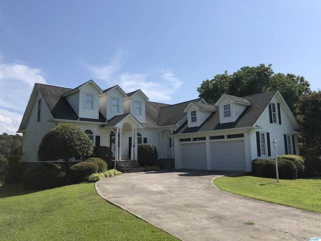 2401 County Road 65, Centre, AL 35960 (MLS #1788279) :: Coldwell Banker of the Valley