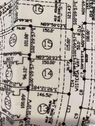 97 Wisteria Way, Scottsboro, AL 35769 (MLS #1788386) :: MarMac Real Estate