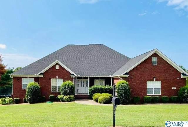 916 Bellemeade Drive, Fayetteville, TN 37334 (MLS #1788431) :: MarMac Real Estate