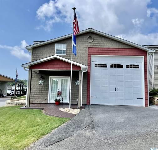 1727 Convict Camp Road #45, Guntersville, AL 35976 (MLS #1788550) :: Green Real Estate