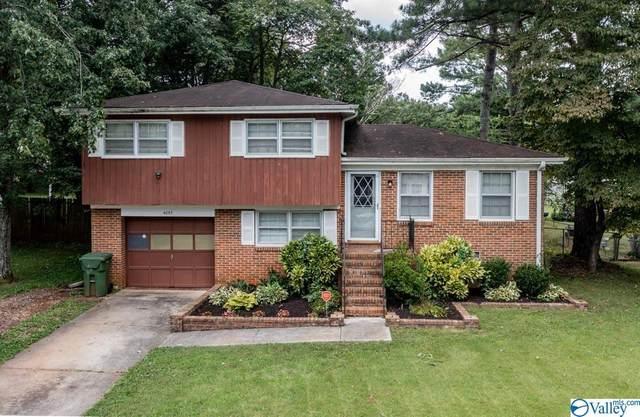 4053 Summerhill Drive, Huntsville, AL 35810 (MLS #1788599) :: RE/MAX Unlimited