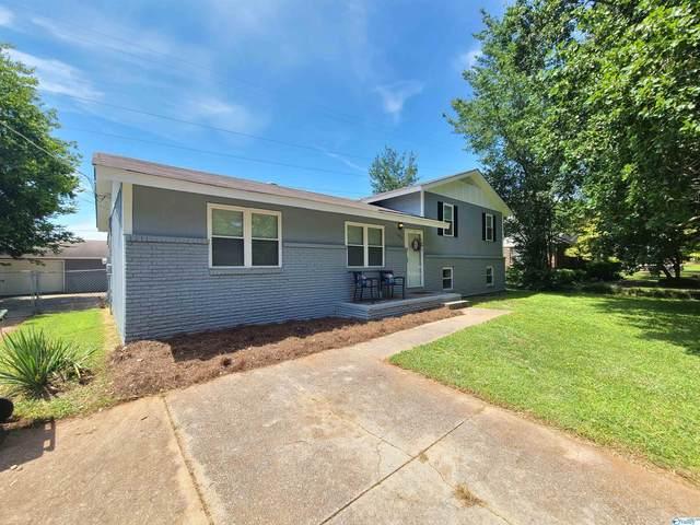 10016 Strong Drive, Huntsville, AL 35803 (MLS #1788635) :: Green Real Estate