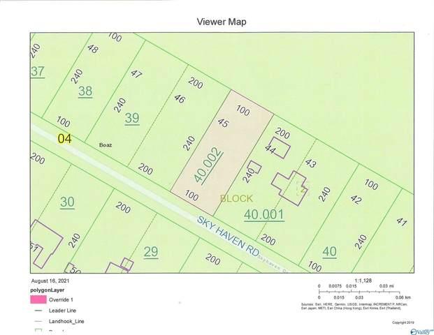 LOT 45 Skyhaven Drive, Boaz, AL 35956 (MLS #1788688) :: The Pugh Group RE/MAX Alliance