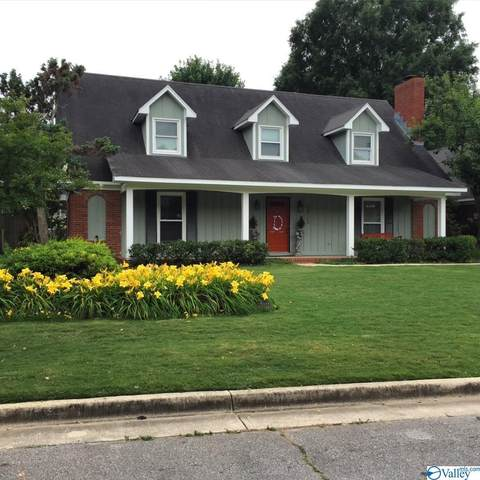 1215 Brandywine Lane, Decatur, AL 35601 (MLS #1788714) :: Southern Shade Realty