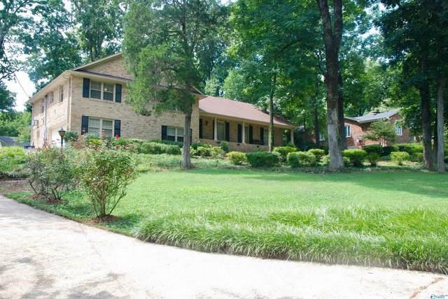 5732 SE Jones Valley Drive, Huntsville, AL 35802 (MLS #1788781) :: Rebecca Lowrey Group