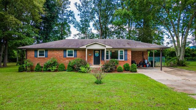 253 Rose Drive, Scottsboro, AL 35768 (MLS #1788842) :: Southern Shade Realty