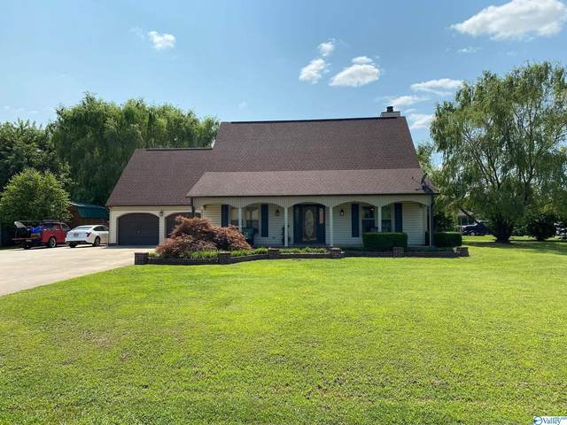 16073 Benford Drive, Athens, AL 35613 (MLS #1788861) :: MarMac Real Estate