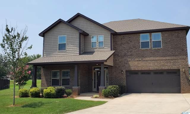 240 Balota Street, Meridianville, AL 35759 (MLS #1789026) :: Green Real Estate