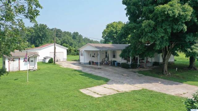 28775 Mooresville Road, Ardmore, AL 35739 (MLS #1789145) :: Southern Shade Realty