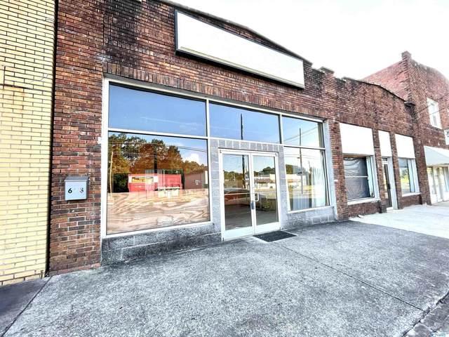 623 E Broad Street, Gadsden, AL 35903 (MLS #1789186) :: Green Real Estate